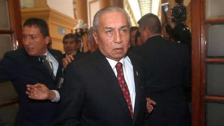Junta de Fiscales Supremos fue notificada de suspensión de colegiatura de Pedro Chávarry
