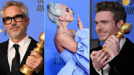 Globos de Oro 2019: La lista completa de ganadores de la noche
