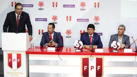 Liga Profesional 2019   FPF presentó el nuevo campeonato peruano