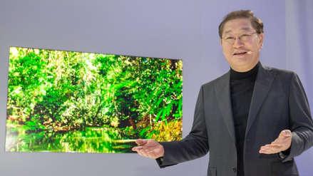CES 2019 | Samsung presenta un enorme televisor modular de 216 pulgadas