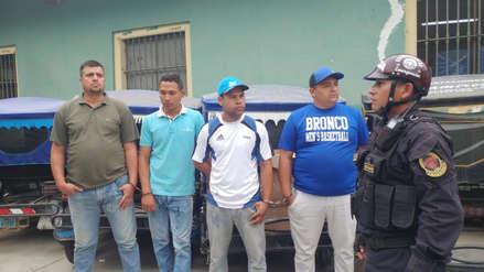 Prisión preventiva para extranjeros que robaron y arrastraron a joven contadora