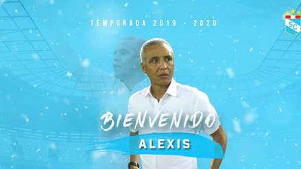 El colombiano Alexis Mendoza es nuevo entrenador de Sporting Cristal