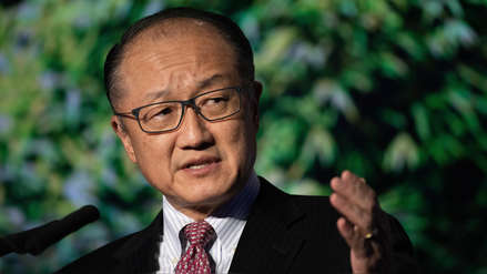 El presidente del Banco Mundial, Jim Yong Kim, anuncia su dimisión