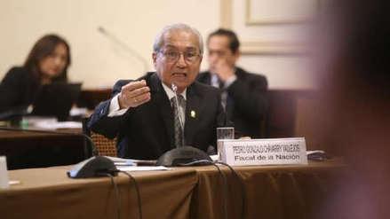 Pedro Chávarry | Congresistas consideran que renuncia de Fiscal de la Nación