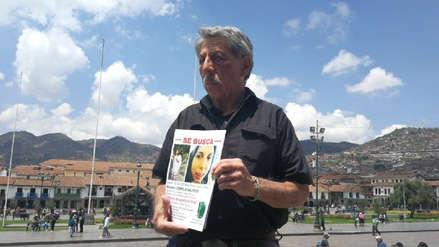 Carla Valpeoz: padre de turista solicita intensificar búsqueda de su hija