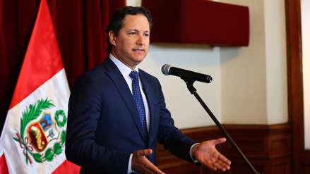 """Daniel Salaverry criticó ausencia de Fuerza Popular en Junta de Portavoces: """"La población los seguirá juzgando"""""""
