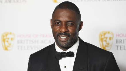 Idris Elba y el selfie con el que aumenta los rumores sobre ser el próximo James Bond