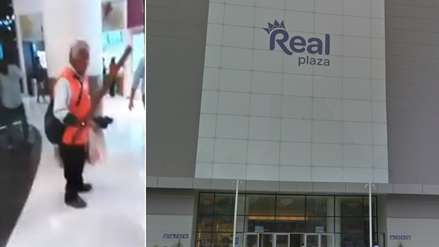 Jesús María: centro comercial Real Plaza Salaverry negó haber discriminado a anciano