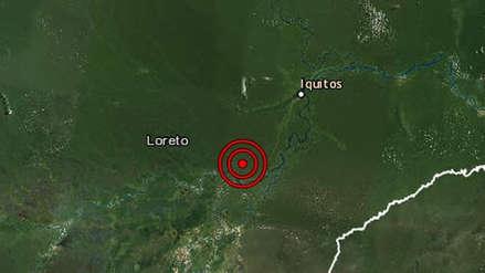 Un fuerte sismo de magnitud 6.3 remeció la región Loreto esta madrugada