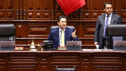 Fuerza Popular presentó moción de censura contra Daniel Salaverry