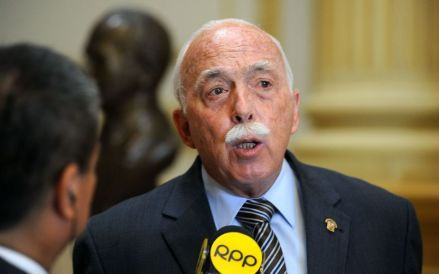 Carlos Tubino sobre renuncia de Daniel Salaverry: