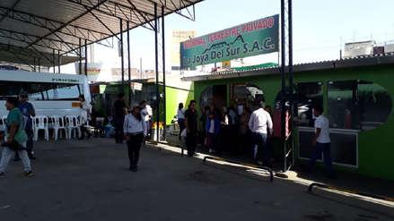 Arequipa | Gerencia Regional de Transportes daba autorizaciones por diez años