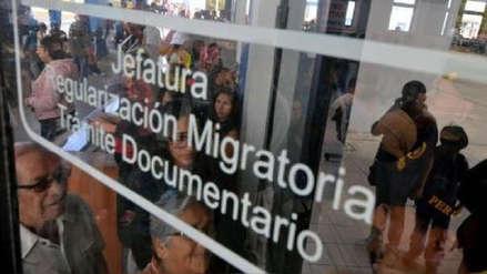 Los niños y las niñas también migran