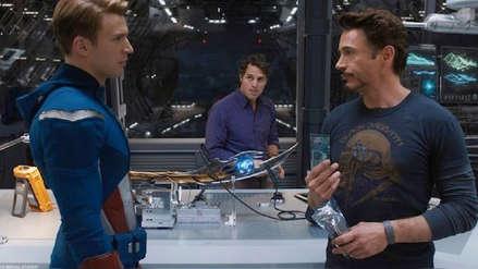 """""""Avengers Endgame"""": Tony Stark y Bruce Banner se burlan del Capitán América por criticar la tecnología"""