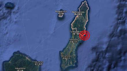 Un sismo de magnitud 6.3 se registró en una isla de Japón