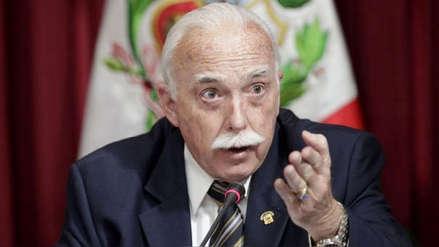 Tubino niega que Fuerza Popular vaya a presentar censura contra Salaverry
