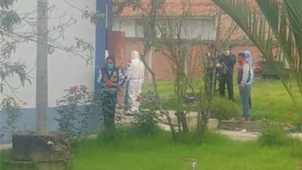 Los cadáveres de una mujer y un niño fueron hallados en un distrito de Cajamarca