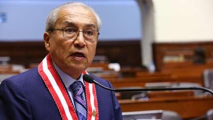 Subcomisión de Acusaciones Constitucionales debatirá denuncias contra Pedro Chávarry el próximo viernes