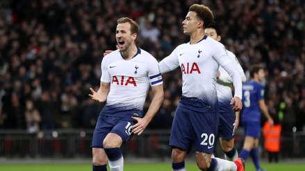Tottenham venció 1-0 a Chelsea en la semifinal de la Capital One Cup | VIDEO