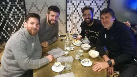 Messi, Piqué y Fábregas tienen un sueño en común: llevar al éxito al Andorra FC