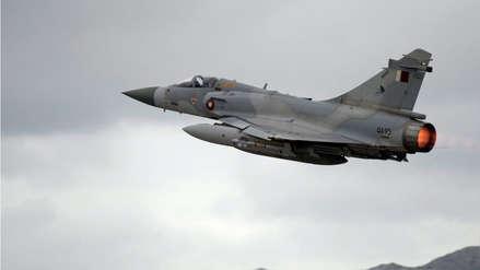 Avión militar de Francia desapareció poco después de despegar