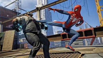 Marvel's Spider-Man recibirá contenido relacionado a Los Cuatro Fantásticos