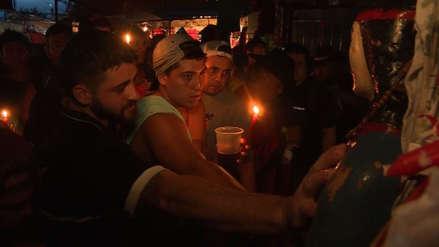 Miles de argentinos visitaron el santuario de 'Gauchito Gil' en Corrientes