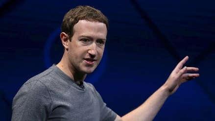 El reto de Mark Zuckerberg para el 2019: realizar debates públicos en distintas partes del mundo