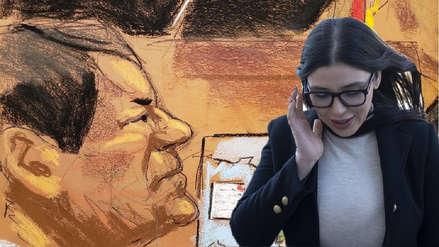 Juicio al 'Chapo' Guzmán | Así espiaba a su esposa, amantes y socios