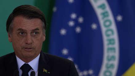 Jair Bolsonaro retira a Brasil del Pacto Migratorio de la ONU