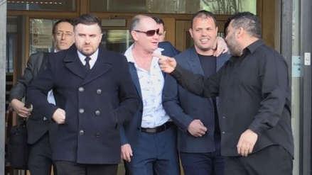 Paul Gascoigne se declaró inocente de la acusación de abuso sexual en su contra