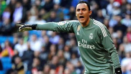 ¡Gran oportunidad! Keylor Navas será titular en Real Madrid ante lesión de Thibaut Courtois
