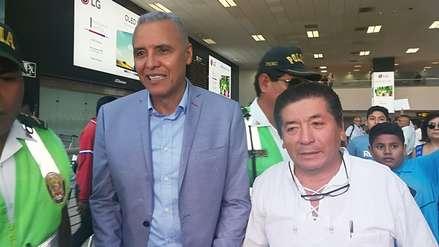 Sporting Cristal | Alexis Mendoza llegó a Lima y este jueves será presentado oficialmente en La Florida