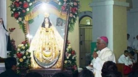 Virgen de la Puerta | Roban corona de oro y joyas valorizadas en más de S/250 mil en Trujillo