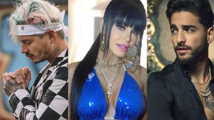 Natti Natasha con 15 nominaciones supera a J Balvin y Maluma en los Premios Lo Nuestro