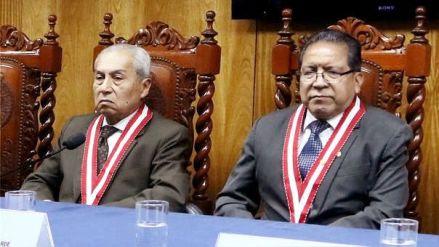 Pedro Chávarry acusó a Pablo Sánchez de haber filtrado los audios de los 'Cuellos Blancos del Puerto'
