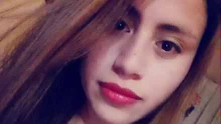 Huancayo | Fiscalía ordenó detención preliminar de presunto asesino de Lizbeth Torres