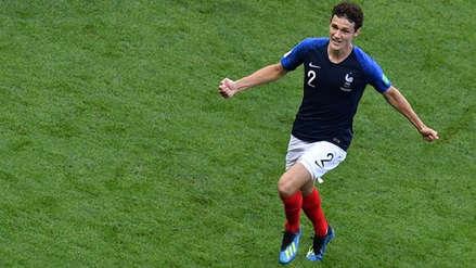 Se llevó a un campeón: Bayern Munich anunció la contratación del francés Benjamín Pavard