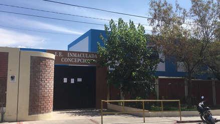 Arequipa: Roban 50 computadoras de colegio Inmaculada Concepción que fue remodelado el 2018