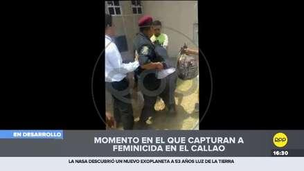 Comerciantes intentaron linchar a hombre que asesinó a su expareja en mercado del Callao