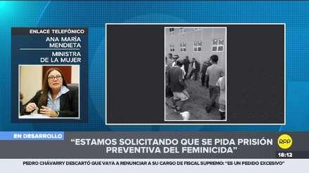 Feminicidio en el Callao | Ministerio de la Mujer asiste legal y psicológicamente a familia de la víctima