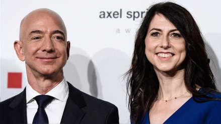 Jeff Bezos, el hombre más rico del mundo, anunció su divorcio tras 25 años de matrimonio