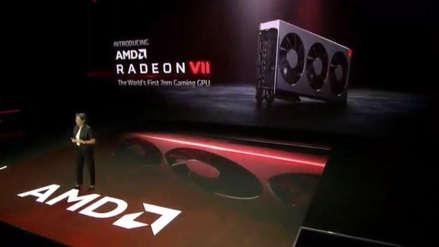CES 2019   AMD presenta la Radeon VII, la primera tarjeta de video de séptima generación