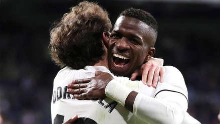 Real Madrid: así fue el golazo de Vinicius Junior ante Leganés en la Copa del Rey