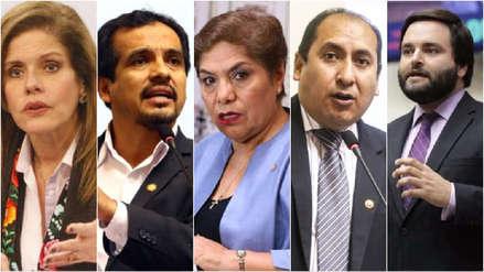 Las reacciones al retiro de la moción de censura de Fuerza Popular contra Daniel Salaverry