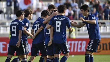 Japón sufrió para ganar en su debut en la Copa Asiática 2019