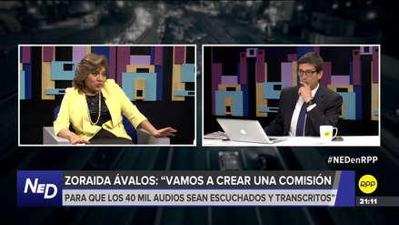 Ávalos respondió a Chávarry: