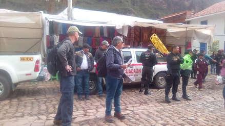 Desaparecida en Cusco: más de mil pobladores de Pisac se sumaron a la búsqueda de Carla Valpeoz
