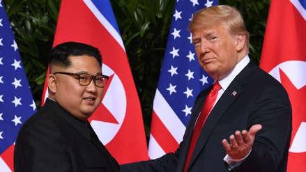 "Moon Jae-in aseguró que la segunda cumbre entre Kim Jong-un y Donald Trump ""se va a celebrar pronto"""