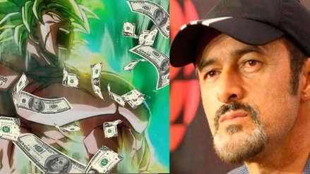 Dragon Ball Super: Broly destrona a Asu Mare 2 y Star Wars con exitosas cifras de pre-ventas en Perú